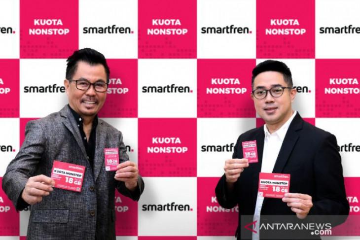 Smartfren berikan gratis akses Facebook untuk pelanggan