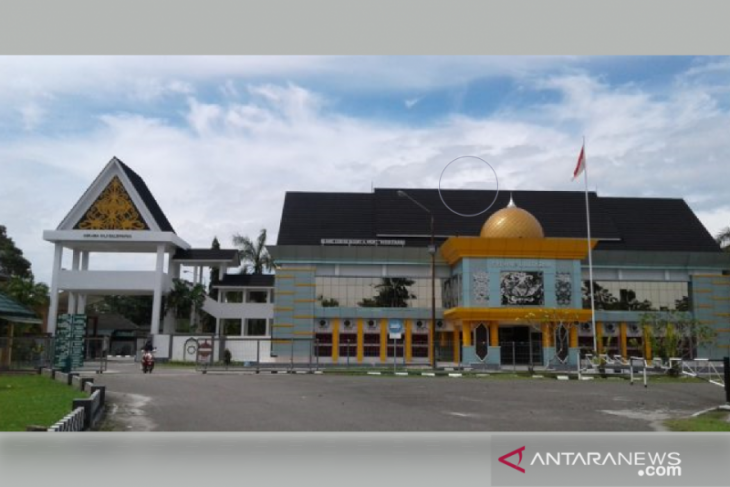 Asrama Haji  Batakan buat Isolasi pasien COVID-19 status OTG