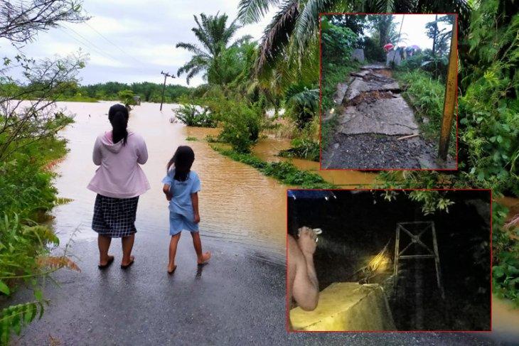 37 rumah terdampak banjir bandang di Ulu Talo Seluma