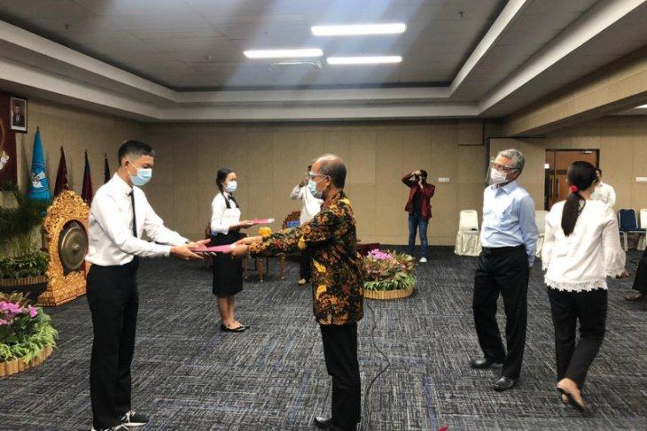 482 mahasiswa baru ISI Denpasar ikuti Pengenalan Kehidupan Kampus daring