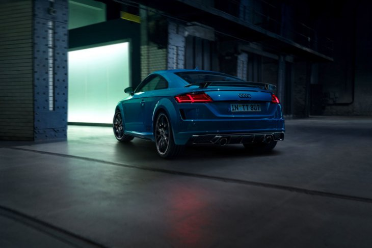 Produsen otomotif asal Jerman Audi kenalkan S Line Competition yang lebih sporty