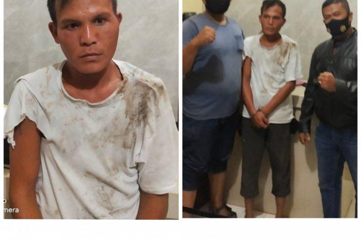 Polsek Binjai Barat tangkap pelaku pencurian tujuh batang bunga