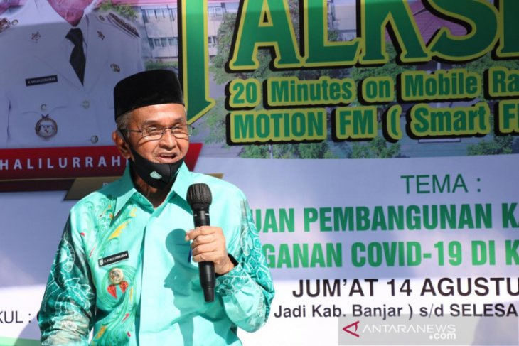 Bupati Banjar minta ASN netral dalam Pilkada