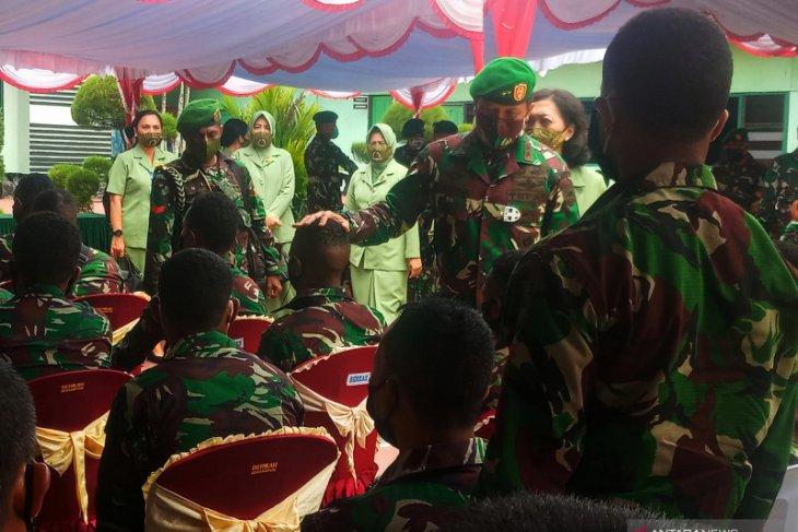 1.800 putra daerah mendaftar jadi Bintara Otsus di Papua Barat
