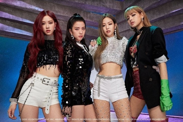 Gara-gara Panda, video grup K-pop BLACKPINK dicabut