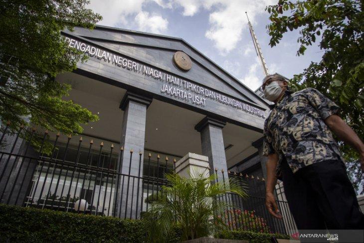 PN Jakarta Pusat tutup sementara karena COVID-19