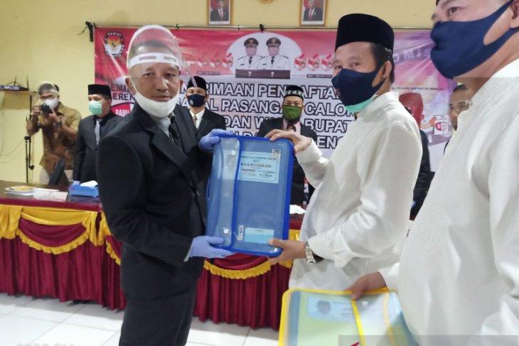Algafry Rahman gantikan Ibnu Saleh di Pilkada Bangka Tengah