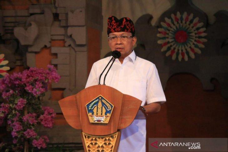 Gubernur Bali suntik desa adat Rp74,65 miliar untuk Satgas Gotong Royong