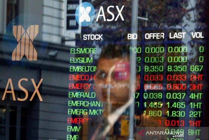 Saham Australia, Kamis dibuka lebih rendah dengan kerugian meluas