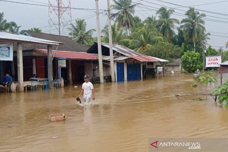 9 desa di Seluma terendam banjir