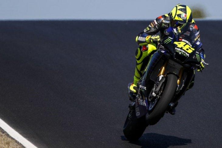 Rossi komentari trek Portimao setelah rampungkan sesi tes MotoGP