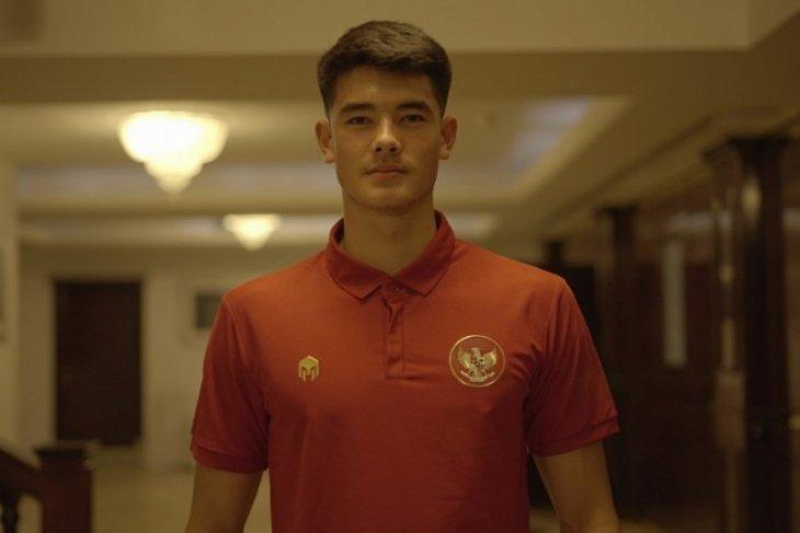 Elkan Baggott senang dengan debut pertama di timnas U-19