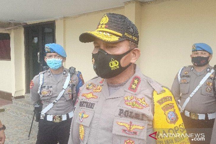 21 demonstrators found reactive in rapid COVID-19 testing in Medan