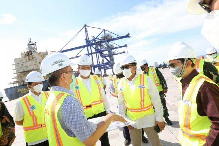 Pelindo I percepat pengembangan Pelabuhan Kuala Tanjung