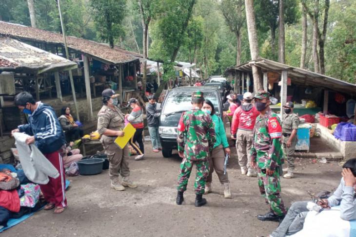14 warga di Kabupaten Bangli terjaring operasi yustisi 2020