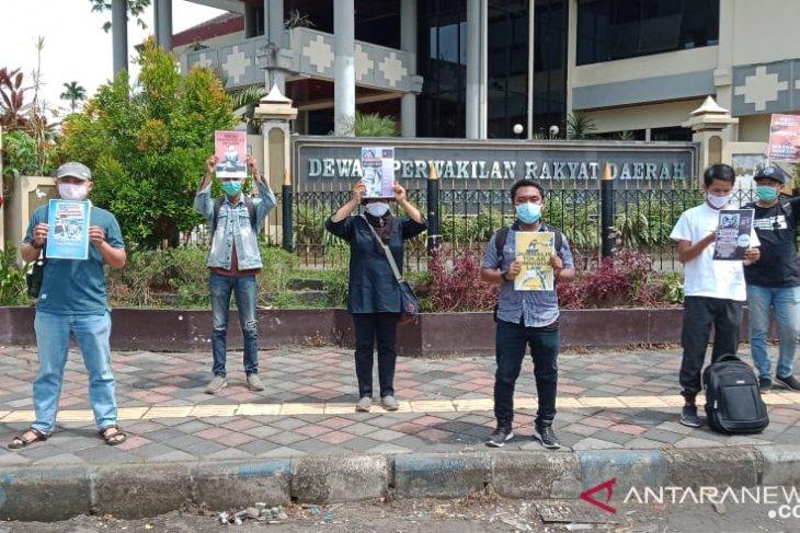 AJI: UU Cipta Kerja rugikan pekerja dan ancam demokratisasi penyiaran