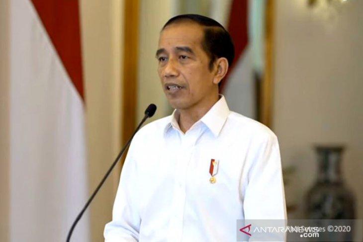 Jokowi: terjadinya demonstrasi massa menolak UU Cipta Kerja dilatarbelakangi disinformasi, dan juga kabar bohong