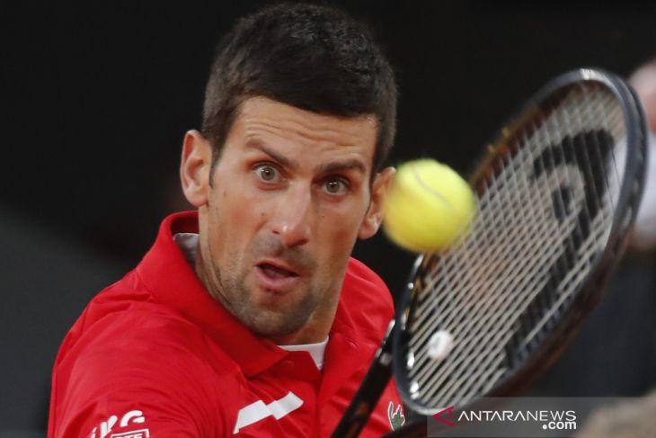 Djokovic tantang Nadal di final French Open