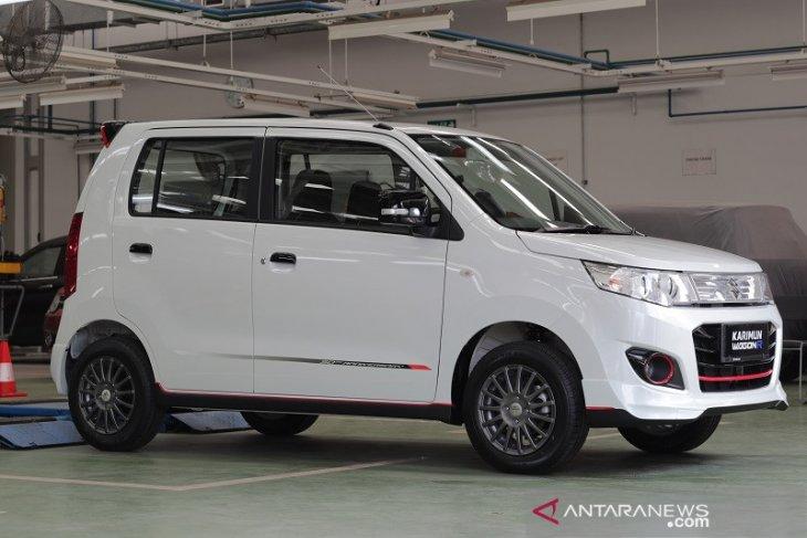 Penjualan Karimun Wagon R naik berkat permintaan mobil operasional