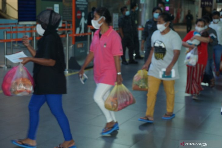 500 Indonesian migrant workers deported from Malaysia