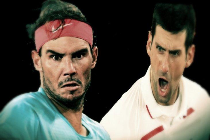Tantang Nadal di Paris Open, Djokovic: Ini bukan laga biasa
