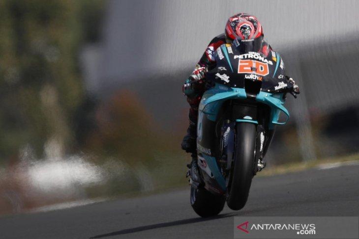 Sempat  cedera serius akibat kecelakaan, Quartararo dinyatakan fit untuk GP Aragon