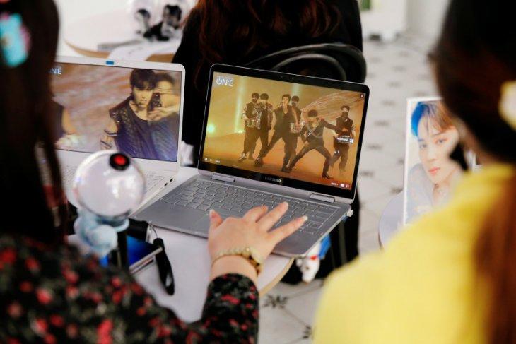 Konser virtual BTS ditonton Lebih dari 100 juta penggemar