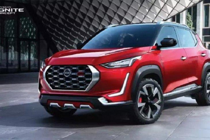 Nissan Magnite 2020 engan tampilan dinamis dsiap meluncur di India Oktober 2020