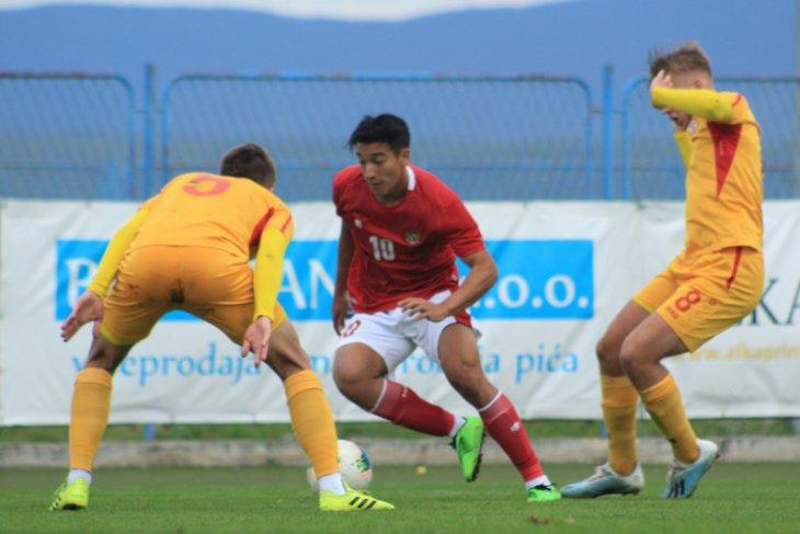 Jack Brown belum puas meski cetak dua gol untuk Timnas U-19