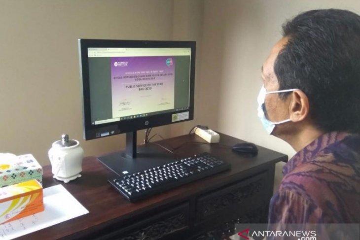Pelayanan Disdukcapil Denpasar raih penghargaan