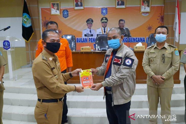 Relawan Peduli Bangsa bagikan 5.000 lembar masker gratis
