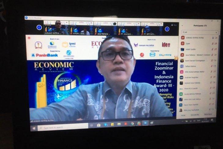 Bank Kalsel raih Indonesia finance award atas prestasi kinerja keuangan