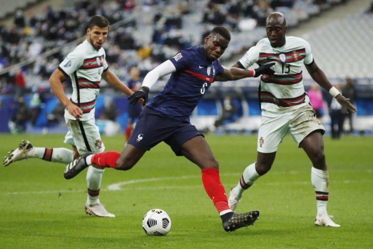 Paul Pogba  bantah pensiun dari Timnas Prancis