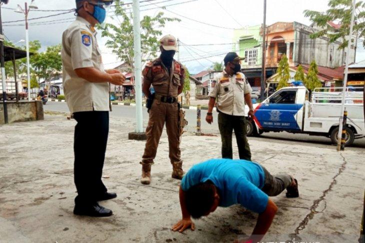 GTPP COVID-19 segera terapkan sanksi bagi warga tidak pakai masker di Nagan Raya
