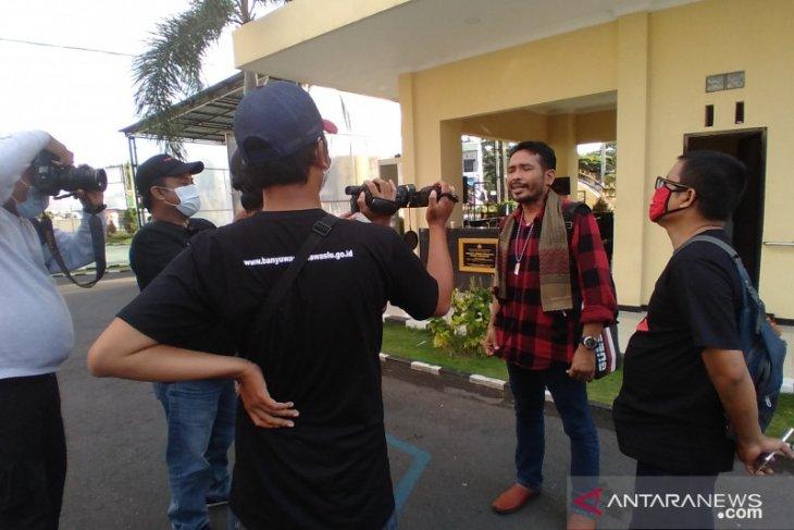 Aktivis antimasker ditetapkan tersangka oleh Polresta Banyuwangi