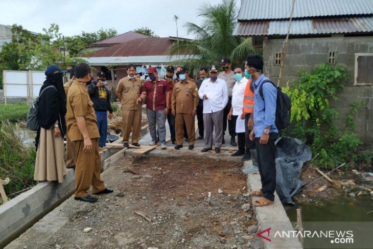 Aceh Besar monitoring pembangunan program Kotaku
