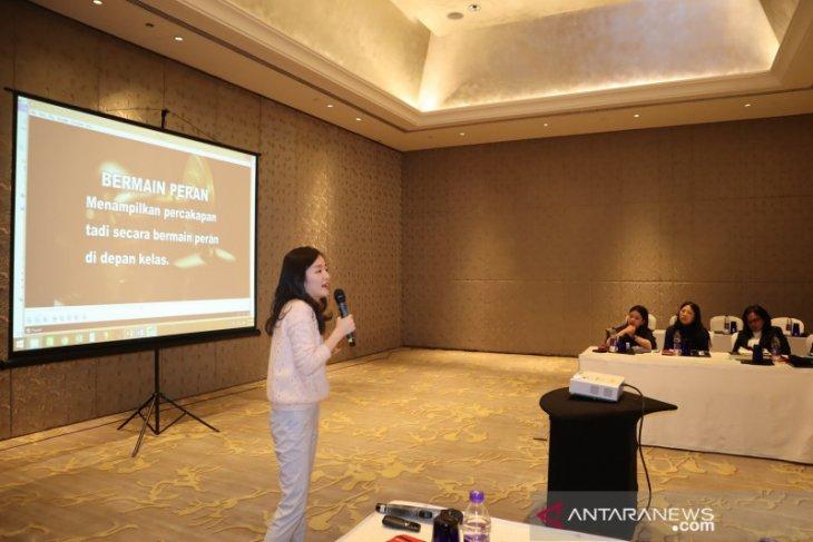 Mahasiswa BIPA di China meminati bahasa Jawa dan Sunda