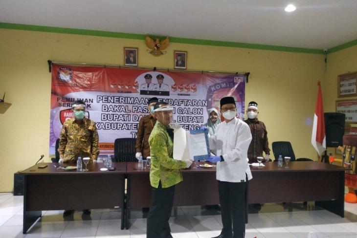 KPU Bangka Tengah tetapkan calon bupati pengganti