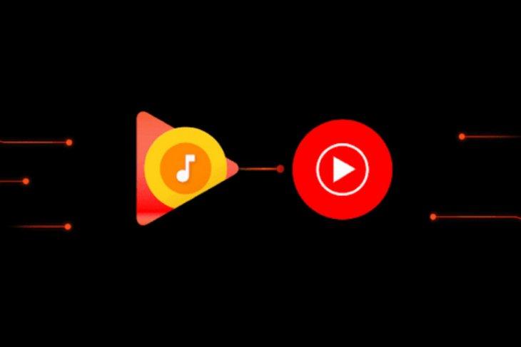 Google tutup Play Music sarankan pengguna pakai Youtube Music