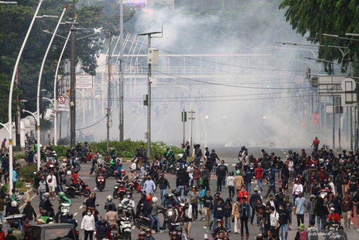 Polisi sudah identifikasi penggerak pelajar dalam ricuh unjuk rasa
