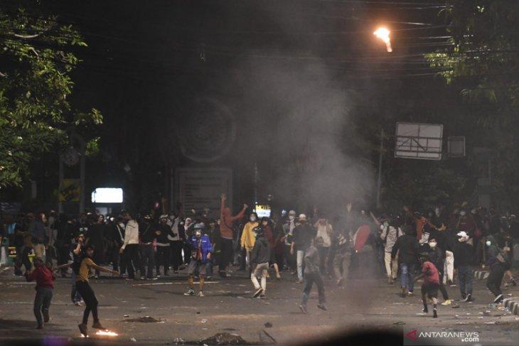Pelajar ikut demo, Polisi: Selain dimanfaatkan para pelajar juga diiming-imingi imbalan