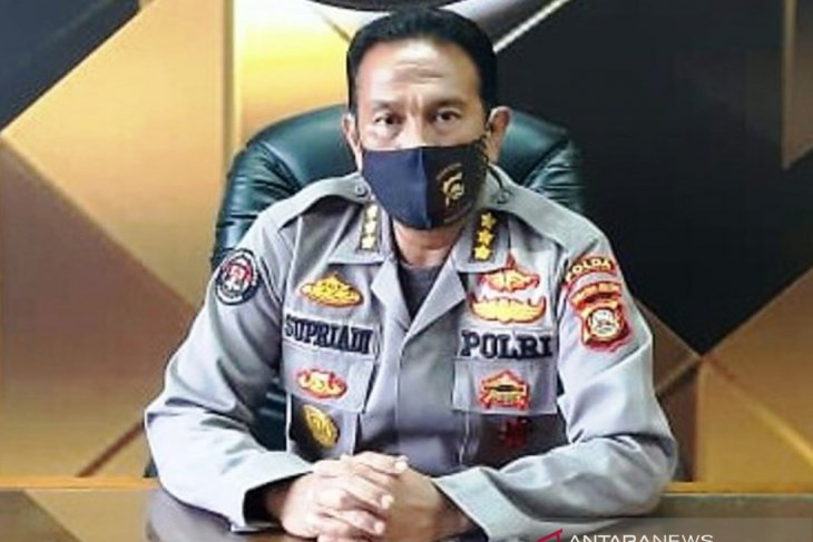 South Sumatra records 40 drug offenses, 52 arrests in a month