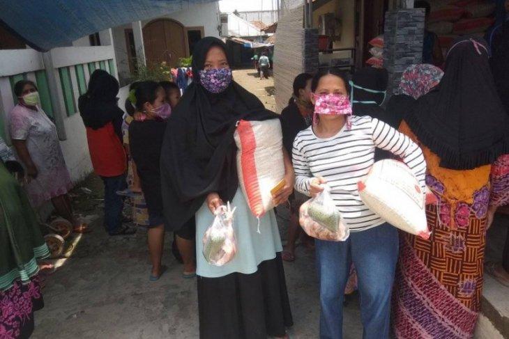 Bulog Lebak-Pandeglang distribusikan bantuan sosial beras