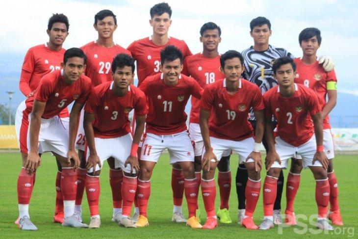 Timnas U-19 Indonesia imbang tanpa gol dengan Macedonia Utara