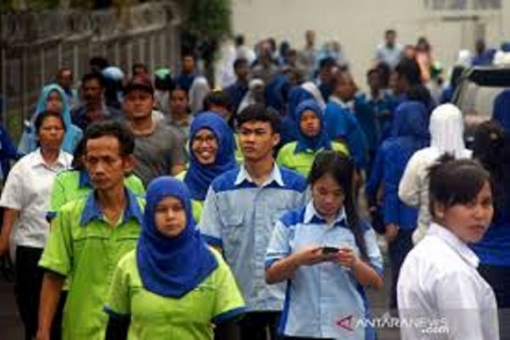 1,02 juta pekerja di Sumut alami pengurangan jam kerja dampak COVID-19
