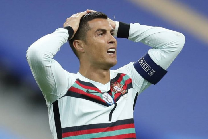 Liga Champions: Ronaldo resmi tak masuk skuad Juventus lawan Barcelona