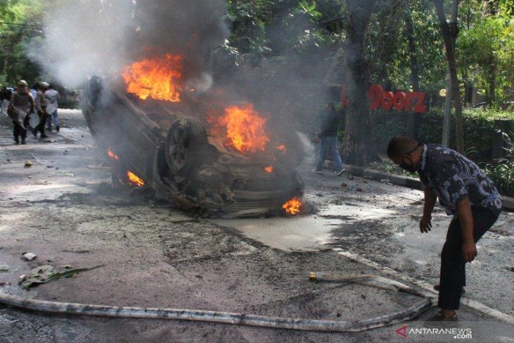 Polisi  tetapkan dua tersangka baru unjuk rasa ricuh di Kota Malang