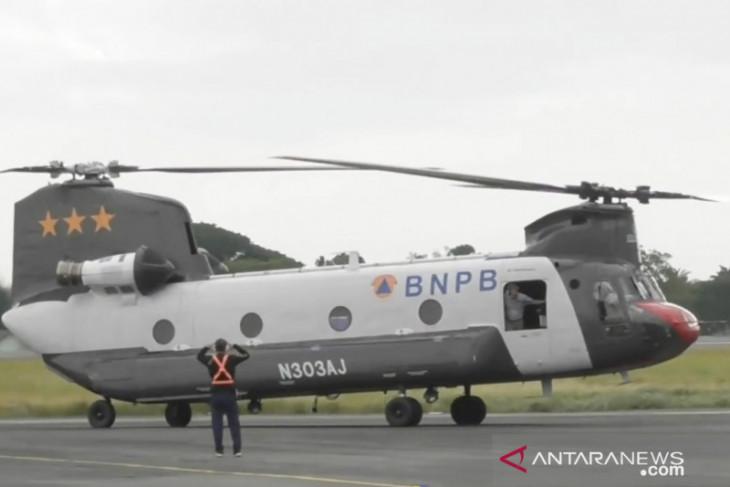 Kalsel dapat dukungan helikopter tangani karhutla dan COVID-19