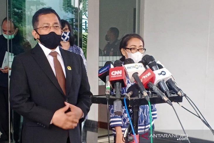 11 anggota DPR RI terpapar COVID-19, komplek parlemen diperketat