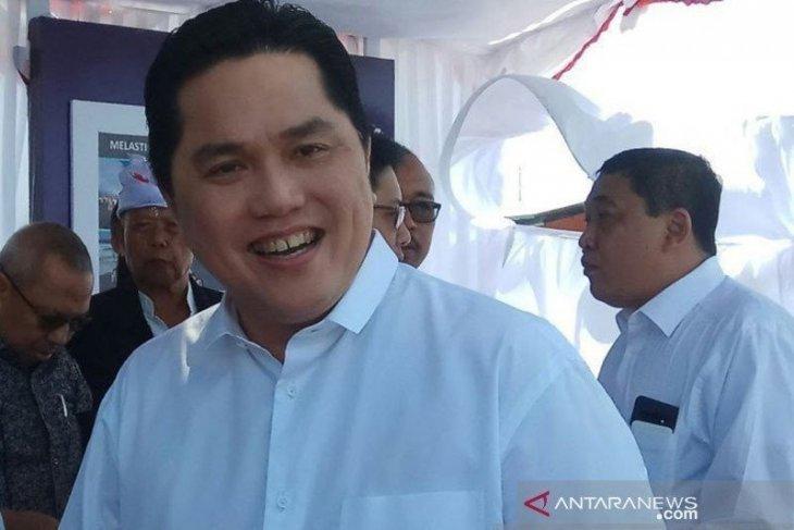 Erick: Inggris apresiasi Indonesia mampu tekan dampak COVID-19
